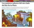 En Clarín: Los mejores sabores del otro lado del Río de la Plata