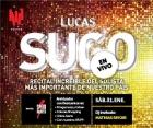 ¡Lucas Sugo en Colonia del Sacramento!