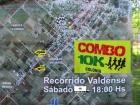 Combo 10K en Colonia Valdense