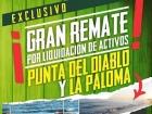 Sábado 18 de abril: Gran Remate 40 solares en Punta del Diablo y La Paloma!