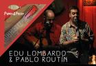 Pitufo Lombardo y Pinocho Routin en Punta del Diablo!