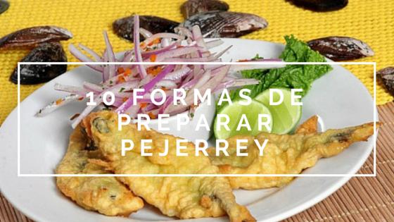 10 formas de preparar pejerrey