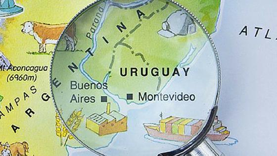 Turista estadounidense escribió carta sobre Uruguay