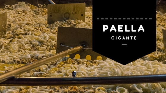Paella Gigante 2015!