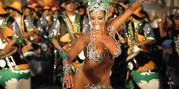 Carnaval en Piriápolis!