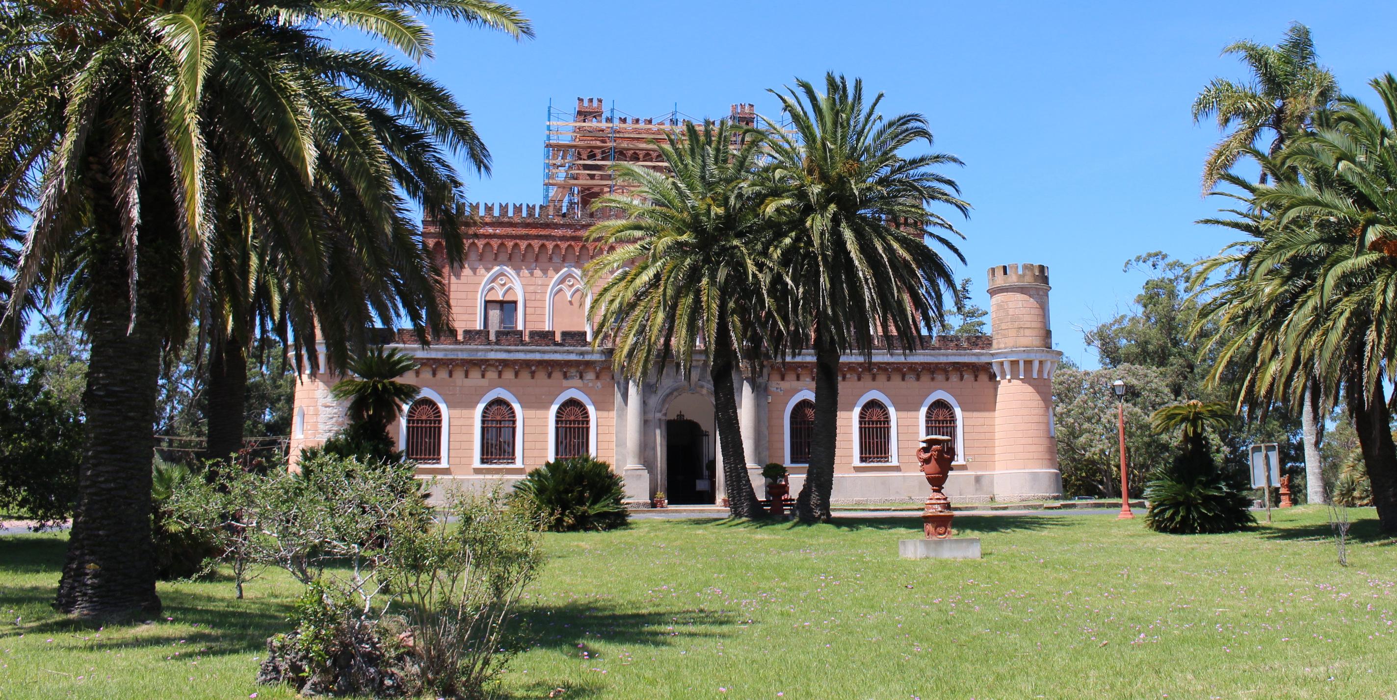 Exposición en el Castillo de Piria!