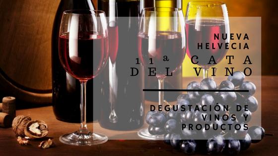 11ª Cata de vinos: degustación de vinos y delicias locales!