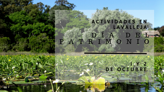 Actividades en Villa Serrana por el Día del Patrimonio