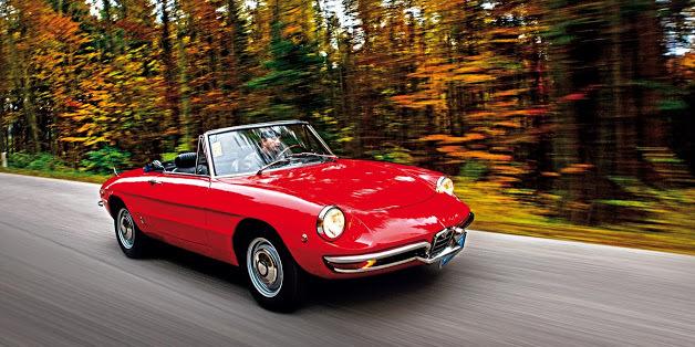 Rally 35º Aniversario Club Alfa Romeo!