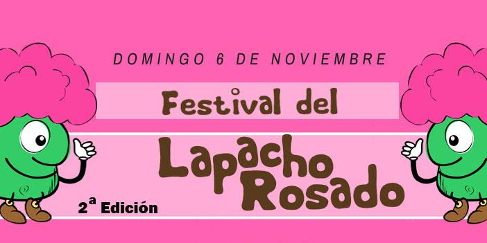 Conchillas: Festival del Lapacho Rosado!
