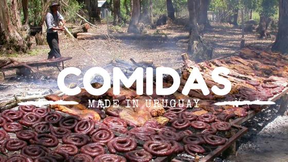 Comidas típicas uruguayas