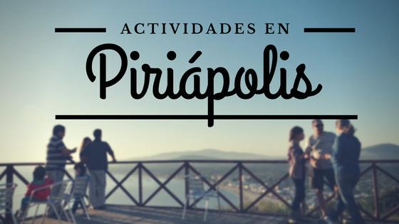 Actividades en Piriápolis!