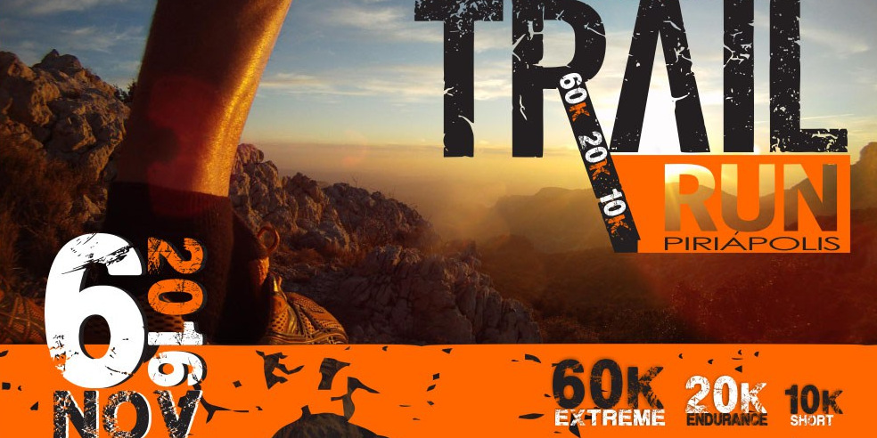 Trail Run Piriápolis!