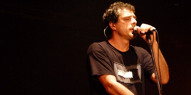 Alejandro Balbis en Aguas Dulces!
