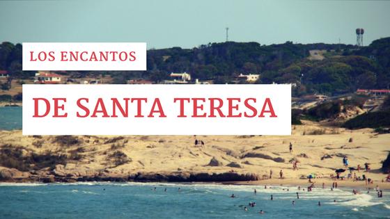 Los encantos de Santa Teresa