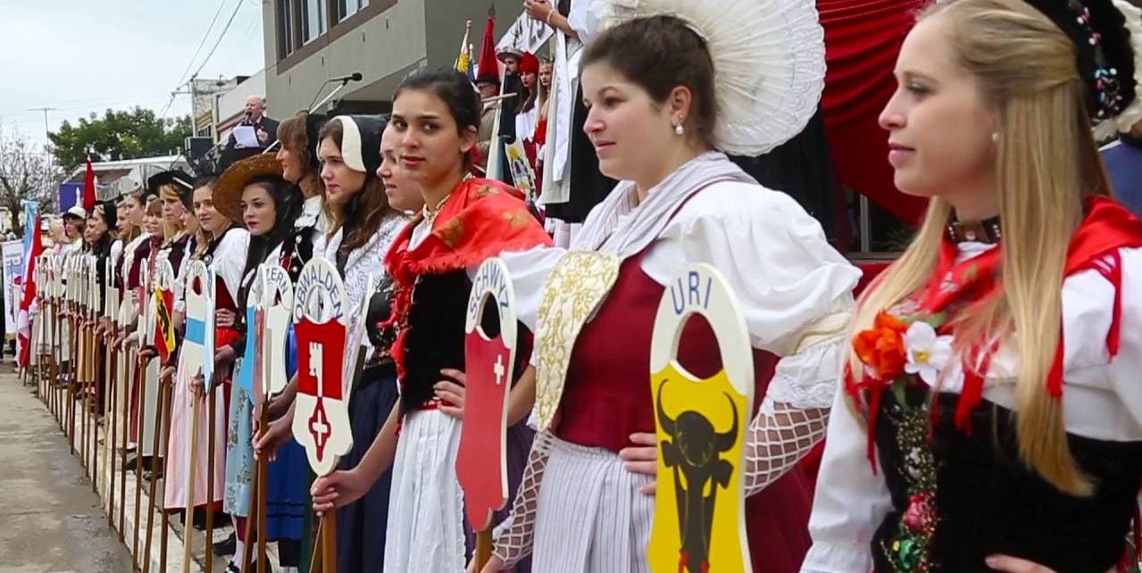 Programa de la Fiesta Nacional Suiza 2017!