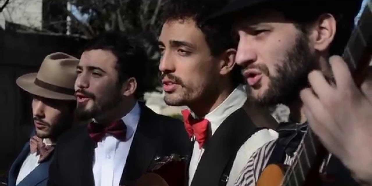 El Cuarteto del Amor en Piriápolis!