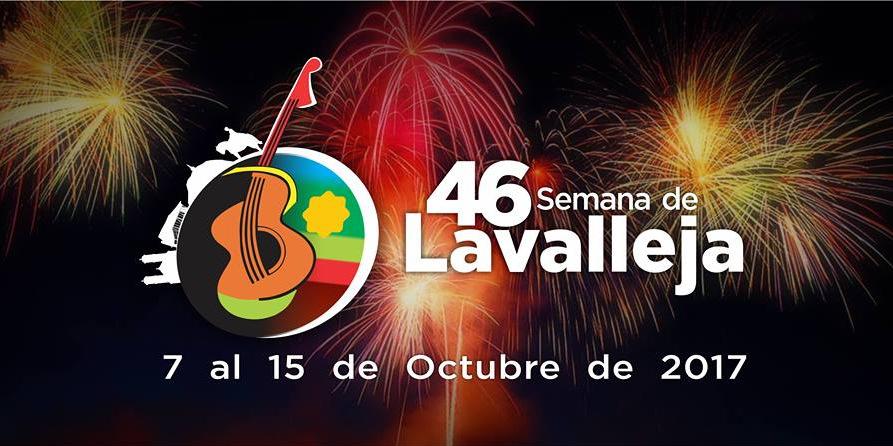 Lucas Sugo, La Trampa, Pepe Guerra, Valeria Lynch en la Semana de Lavalleja!