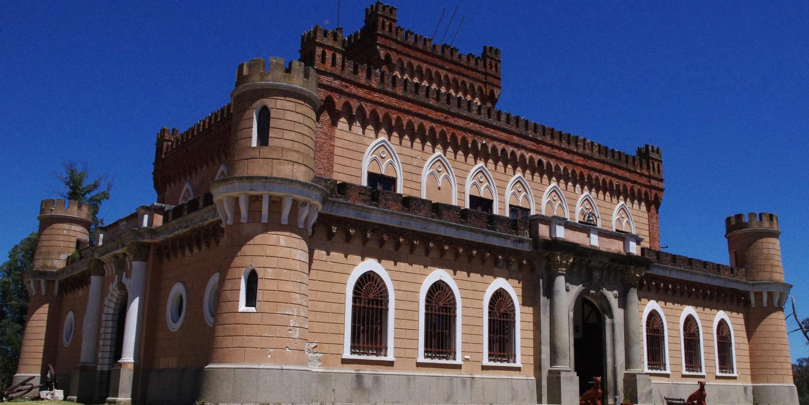 Imperdibles del Castillo de Piria para este Día del Patrimonio!