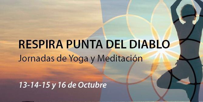 Respira Punta del Diablo!: Yoga y meditación