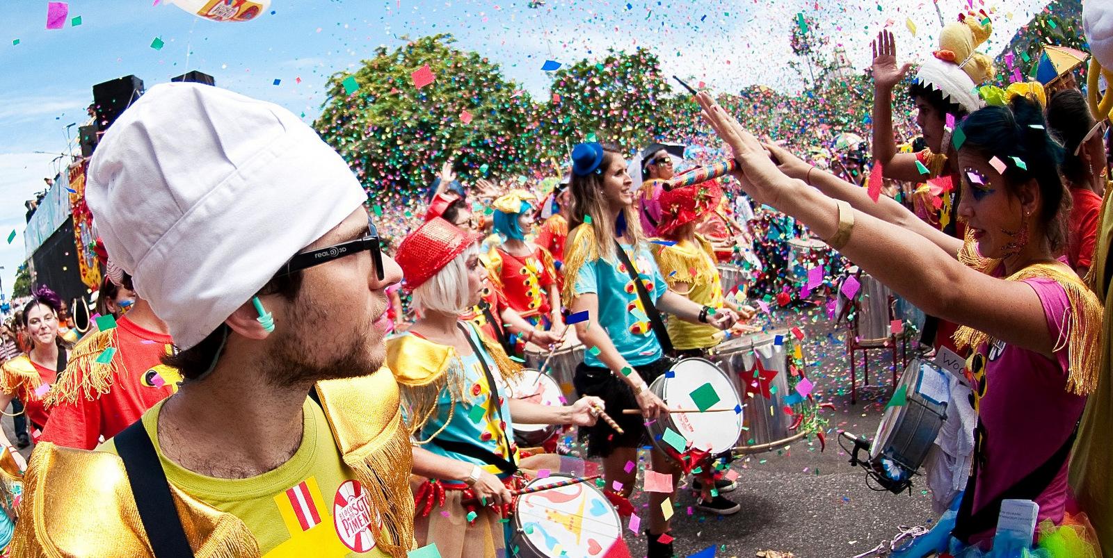Carnaval 2018 en Piriápolis!