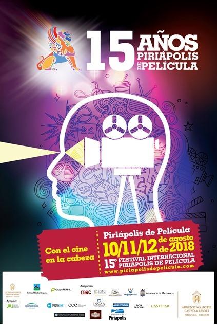 Piriápolis de Película 2018!