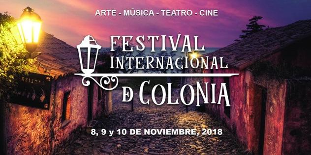 Festival Internacional abrazará a Colonia del Sacramento a puro arte!