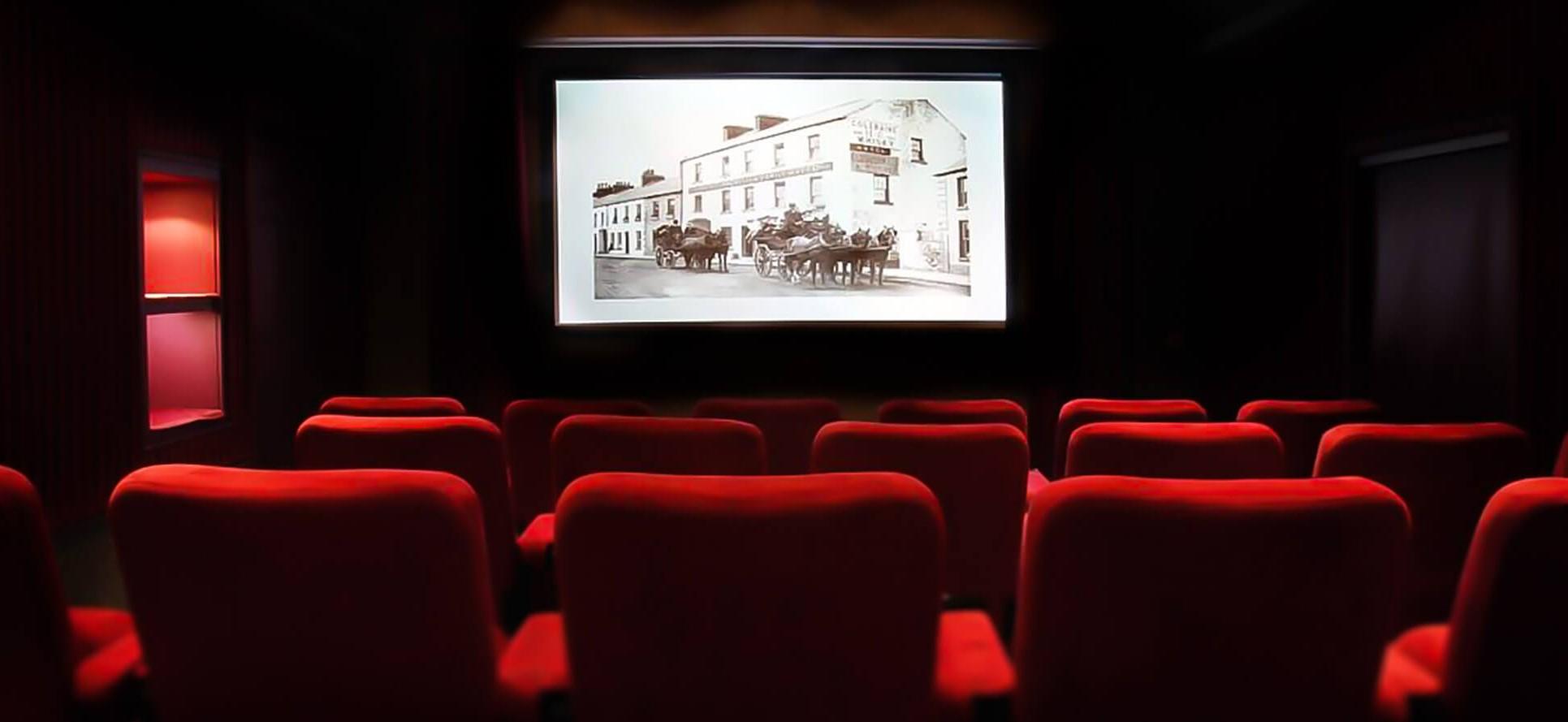 Funciones en el Cine Club de Piriápolis