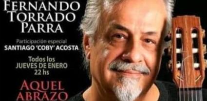Shows de Fernando Torrado Parra!