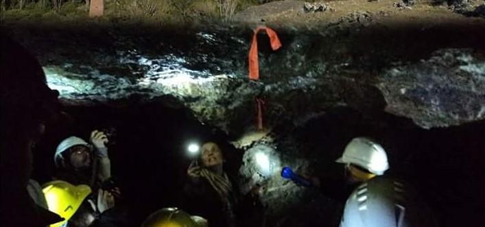 Experiencias subterráneas dentro de una mina arqueológica!