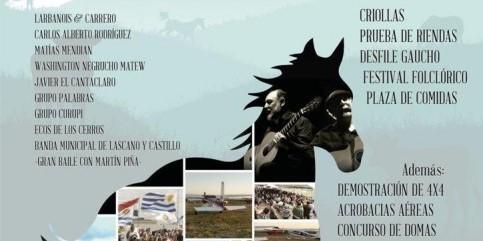 16° Festival del Lago a orillas de la Represa de India Muerta