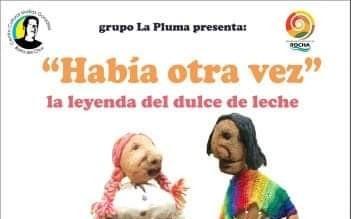 Show de títeres en Barra del Chuy!