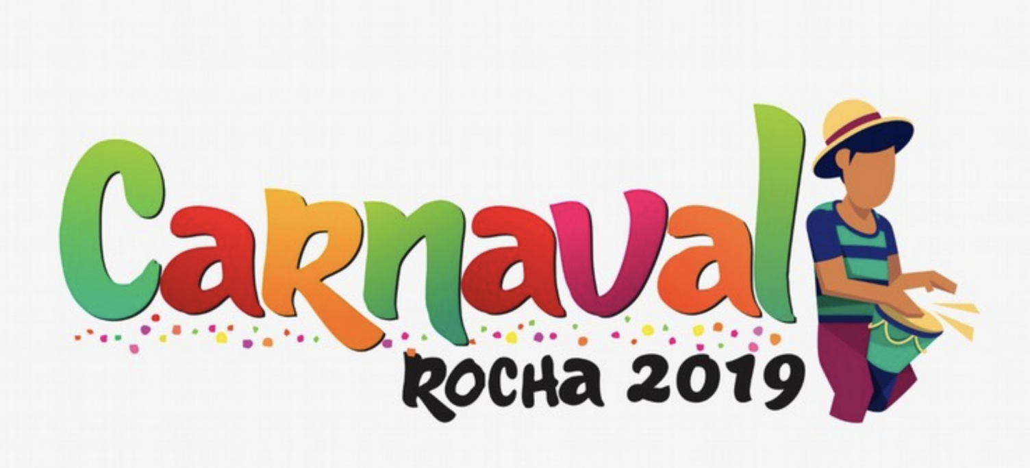 Escenario de Carnaval en Cabo Polonio!