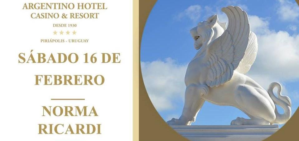 Charla en el Argentino Hotel!