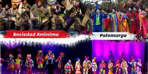 Carnaval en el Teatro de Verano de La Paloma!