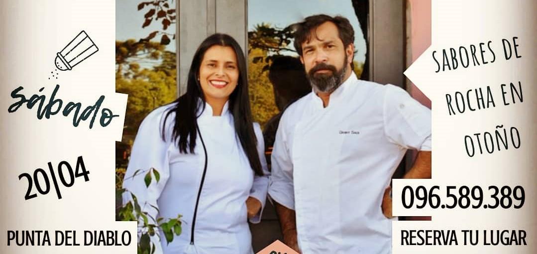 1era Noche del Ciclo de Cenas de Il Tano Cucina!