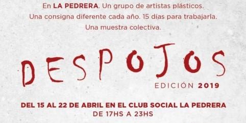 Exposición de artistas en La Pedrera!