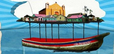"""Este sábado 20 de abril a partir de las 21 hs. se presentará la película """"Nueva Venecia"""" en el Museo de La Paloma!"""