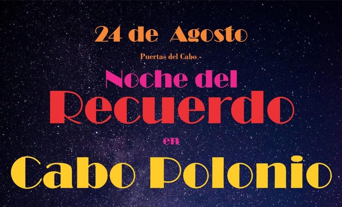 Noche de la Nostalgia en Puertas del Polonio!