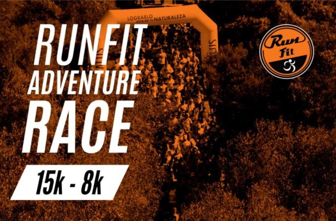 Runfit Adventure Race - Salto del Penitente