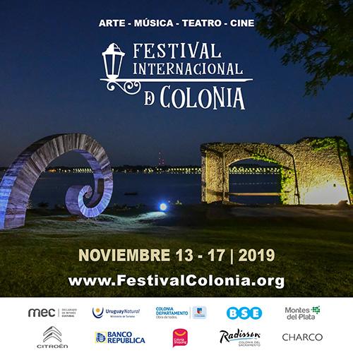 II Festival Internacional de Colonia: música clásica, jazz, tango, folclore, cine, teatro y artes visuales