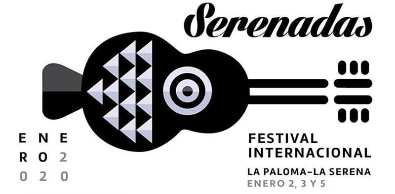 Confirmada la grilla para el Festival Serenadas 2020