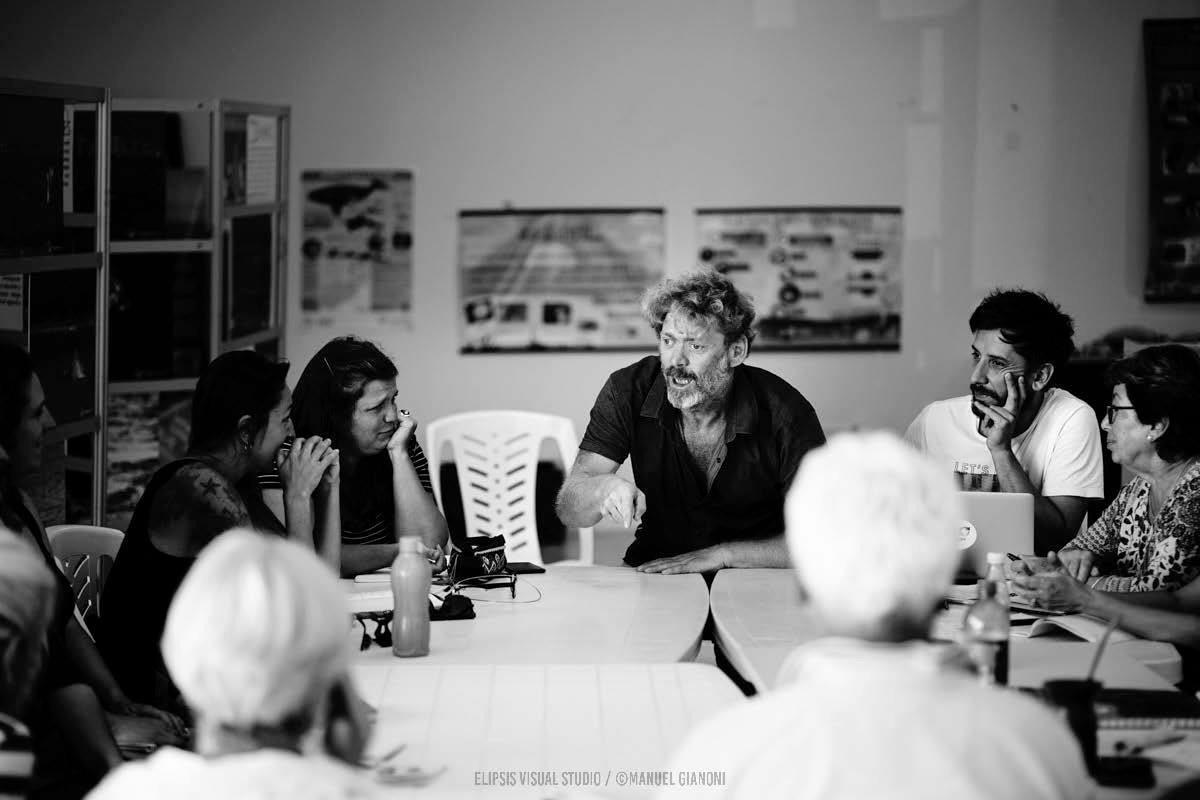 Taller de guión a cargo del cineasta argentino Pablo Solarz cerró con gran éxito